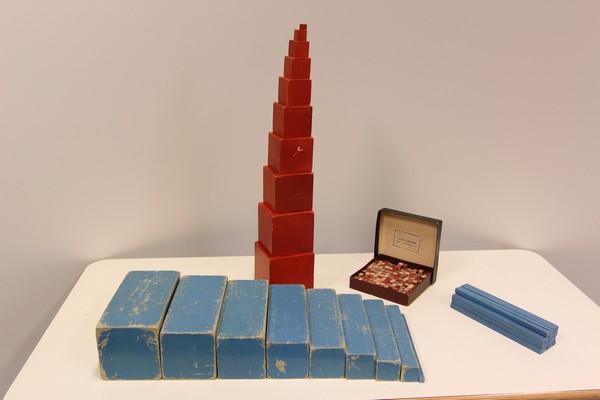 Montessori materiale didattico by gonzagarredi for Gonzaga arredi