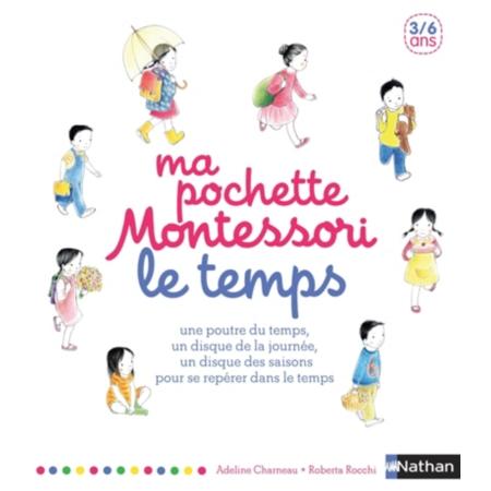 Pochette Montessori Temps
