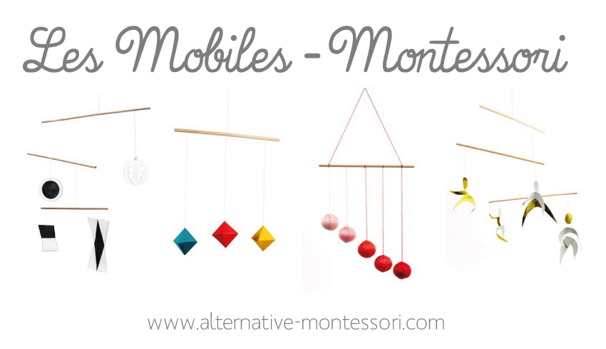 tuto les mobiles montessori. Black Bedroom Furniture Sets. Home Design Ideas